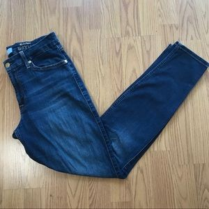 7 for all Mankind Blair ankle skinny jeans 28